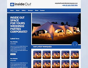 Inside Out Portfolio Image